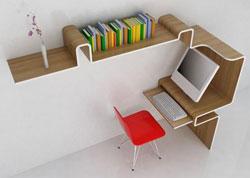 创意小书桌