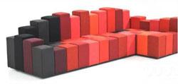 创意组合沙发